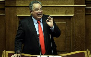 no-joint-patrols-in-aegean-says-greek-foreign-minister