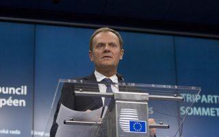 eu-amp-8217-s-tusk-warns-turkey-to-cut-refugee-flow-if-it-wants-favors