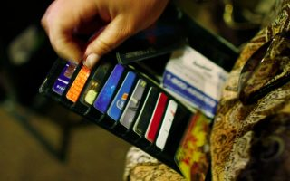 shopping-with-debit-or-credit-cards-becomes-more-popular