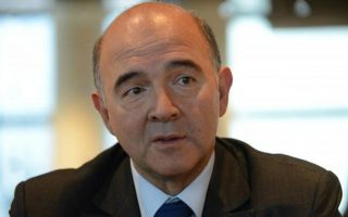 disbursement-of-aid-to-greece-expected-shortly-says-eu-amp-8217-s-moscovici