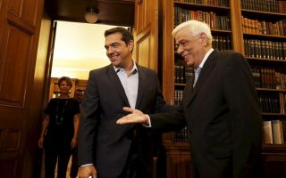 greek-pm-calls-on-president-to-convene-meeting-of-political-leaders