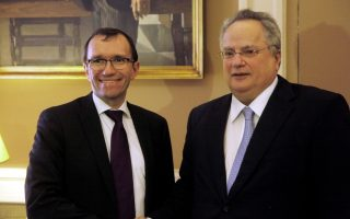 eide-hears-amp-8216-constructive-amp-8217-ideas-on-cyprus-talks-during-visit-to-athens