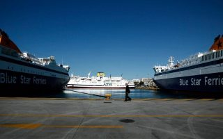 two-day-strike-to-keep-greek-ferries-at-anchor