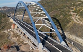 final-stretch-of-athens-kalamata-highway-to-open-by-end-month