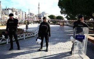 greek-foreign-ministry-condemns-attack-in-istanbul