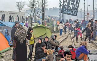 fifteen-questioned-as-part-of-tighter-policing-of-idomeni-refugee-camp