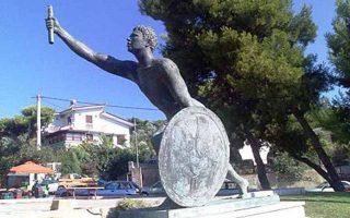stolen-marathon-messenger-statue-to-be-replaced