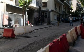 anarchist-group-claims-attack-on-downtown-athens-precinct