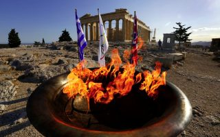 traffic-disruptions-ahead-of-olympic-flame-handover-ceremony
