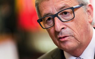 juncker-sees-no-need-for-extra-measures-to-conclude-greek-bailout-review