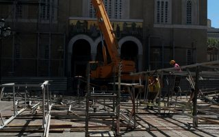 restoration-of-athens-metropolitan-cathedral-completed-finally