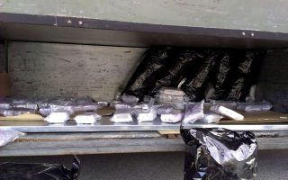 patra-police-seize-145-kilograms-of-cannabis-from-refrigerated-truck