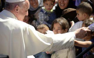 pope-brings-hope-to-migrants-chastises-leaders-in-lesvos-visit