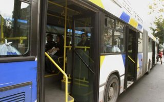 athens-bus-trolley-bus-routes-diverted-due-to-vandalism