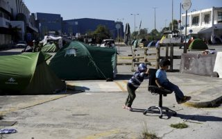 nd-leader-calls-for-evacuation-of-elliniko-migrant-camp