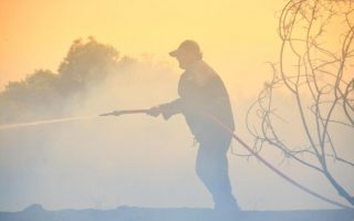 second-firefighter-dies-in-cyprus-blaze