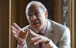 oecd-amp-8217-s-jose-angel-gurria-calls-for-product-market-reforms-in-greece