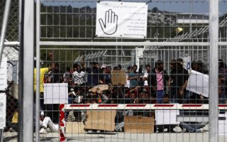 tensions-growing-on-lesvos-over-migrant-camp