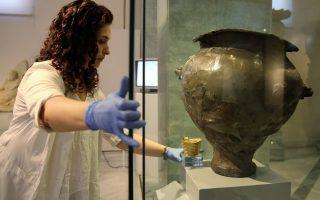 mycenaean-era-krater-makes-debut