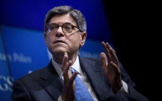 us-treasury-secretary-heads-to-greece
