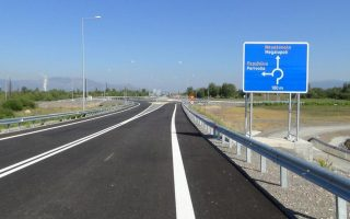 new-highway-interchange-opens-at-megalopoli-in-southern-peloponnese