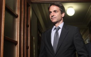 mitsotakis-holds-talks-with-investors-in-london