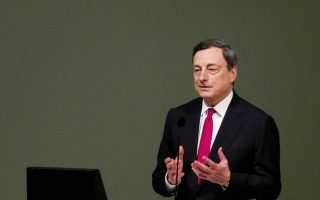 draghi-ecb-has-no-set-timeline-to-include-greece-in-qe