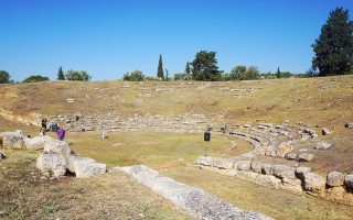 restoration-of-ancient-theater-of-eretria-under-way-regional-governor-says