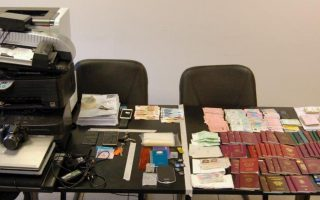 one-arrested-three-sought-over-downtown-athens-forgery-workshop