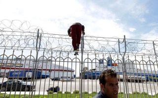 patra-police-break-up-migrant-brawl