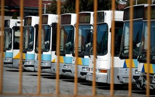 no-buses-early-and-late-thursday-in-athens0
