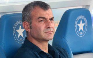 atromitos-sacks-manager-dellas-two-games-into-season