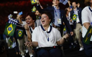 greek-paralympic-team-enjoys-opening-of-games