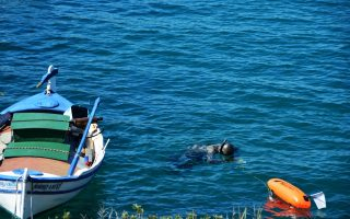 spearfisherman-injured-by-boat-off-myconos