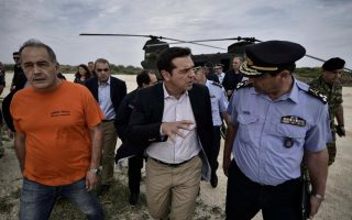 pm-pledges-immediate-aid-to-residents-of-thasos-struck-by-wildfire