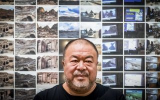 ai-weiwei-amp-8216-one-voice-amp-8217-for-refugees-in-new-exhibition