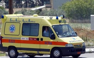 two-injured-as-truck-plunges-off-bridge-in-the-peloponnese