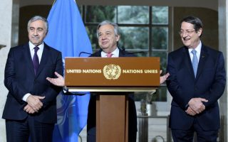 cyprus-leaders-to-meet-on-thursday-in-nicosia