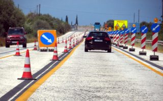 section-of-corinth-patra-highway-to-remain-closed-until-january-26