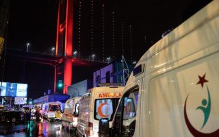 greek-foreign-ministry-condemns-deadly-new-year-s-attack-in-istanbul