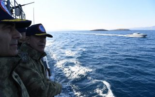 turkish-gunboat-with-army-chief-sails-into-greek-waters-military-on-high-alert