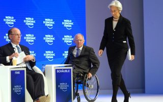 imf-chief-checks-rumors-saying-fund-aims-to-stick-with-greece