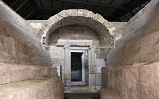 macedonian-era-tomb-opens-to-the-public-in-thessaloniki
