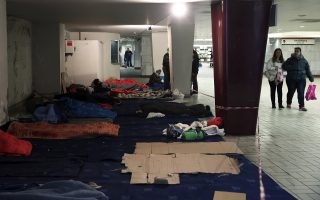 metro-stations-to-host-homeless-for-third-week-in-a-row