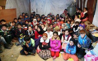 eu-unicef-launch-joint-program-for-refugee-kids