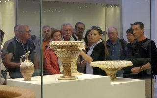 greece-s-museums-saw-visits-rise-by-8-7-pct-in-october