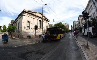 athens-transport-at-mercy-of-vandals