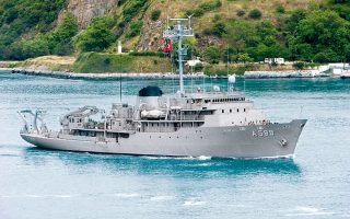 greek-military-observing-turkish-research-ship-amid-tensions