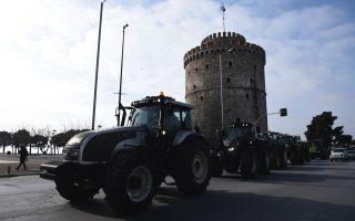 farmers-take-protest-to-thessaloniki