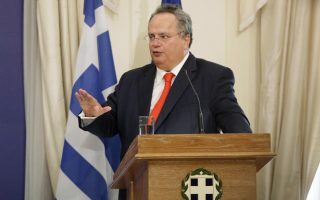 kotzias-stresses-need-to-maintain-communication-with-ankara-to-avoid-amp-8216-accident-amp-8217